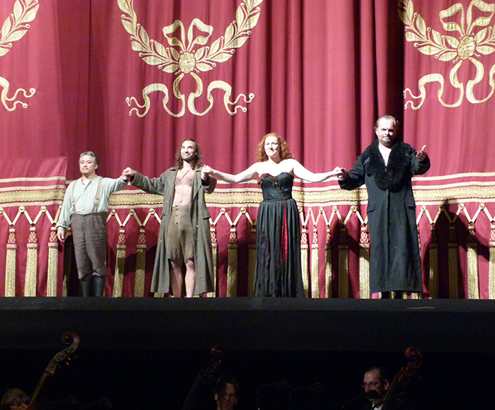 2011 Parsifal Munich with K. Youn, A. Denoke, M. Volle